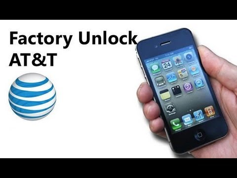 UNLOCK DESBLOQUEAR iPhone 5, iPhone 4, 4s, iPhone 3GS (At&T Only)