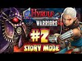 Hyrule Warriors - (1440p) Part 2 - Story Mode