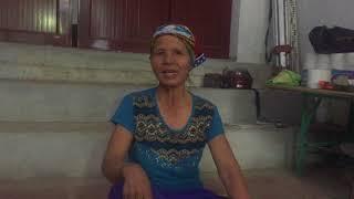 Bà Thơm chia sẻ phát hiện thi thể bé gái tại bãi rác ở Thanh Hóa
