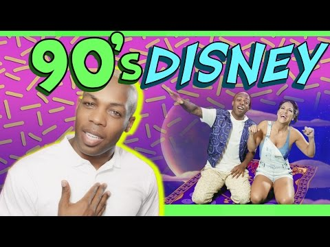 90s Disney by Todrick Hall (ft. Shoshana Bean)