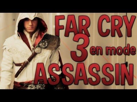 INFILTRATION DE EZIO CHEZ UBISOFT - Farcry 3 Multiplayer gameplay en live !