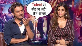 Nawazuddin Siddiqui's Reaction On Nepotism In Bollywood