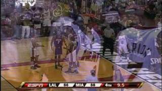download lagu Miami Heat Block Party On Lakers gratis