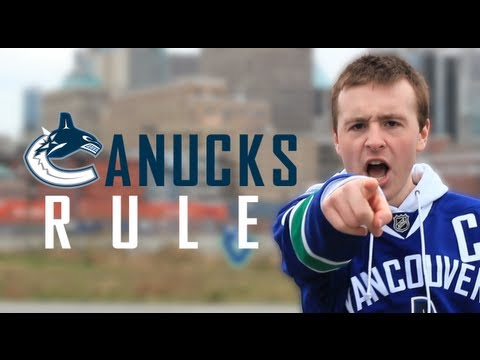 Canucks Rule - Cee-Lo Green F*** You Parody (video)