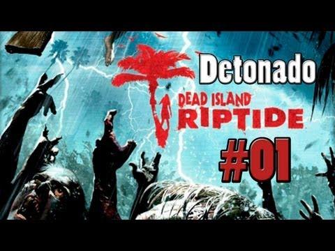 Dead Island Riptide Detonado Parte 1 - Um novo começo, Prologue - FullHD PC PT-BR