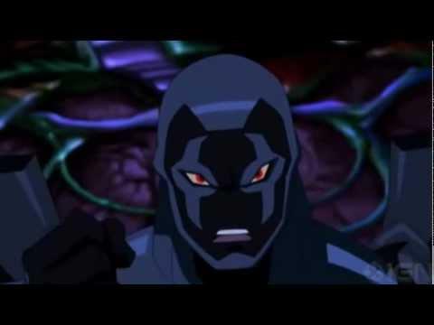 Justicia Joven: invasion Trailers capitulo 20