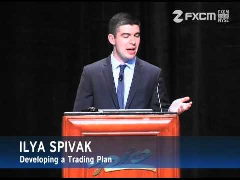 Developing a forex trading plan