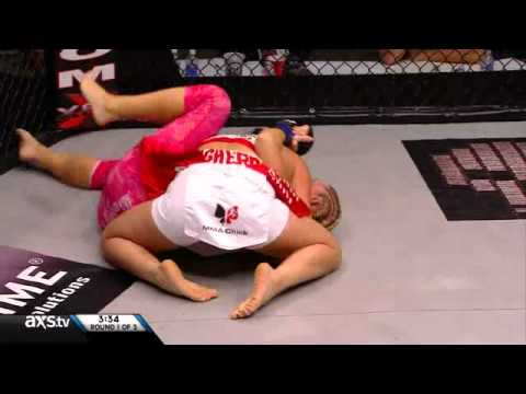 XFC 20: High Octane Sofia Bagherdai defeats Sarah Maloy Knoxville TN