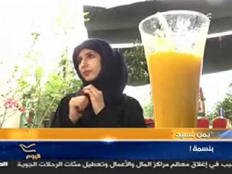فيديو: ملكة جمال الحرب في اليمن نسمة الكميم