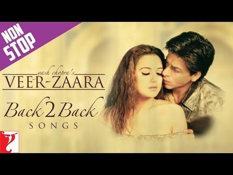 #Back2Back : Veer-Zaara - Shah Rukh Khan | Preity Zinta