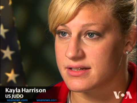 Harrison Aims for 1st US Olympic Gold in Judo