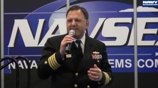 DDG 51 Flight III Program Update with Capt. Mark Vandroff at SAS 2016