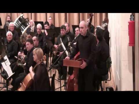 Concierto Homenaje Kerkrade 1981 - CIM La Armonica Buñol - Presentacion Miguel Valles 1-2