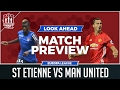 Mourinho SNUBS Rooney & Shaw! St Etienne vs Manchester United PREVIEW