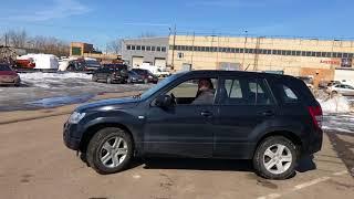 Suzuki Grand Vitara 3 за 450 тысяч - Какие проблемы будут у авто?