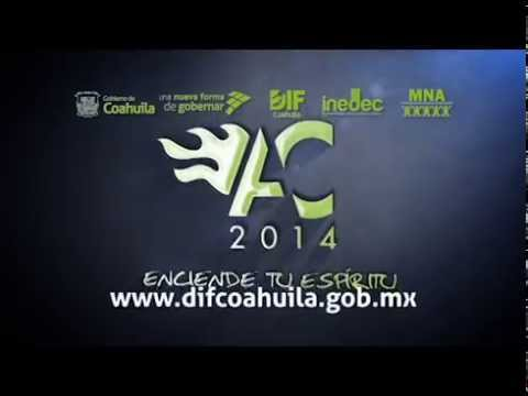 Spot Actívate Coahuila 2014