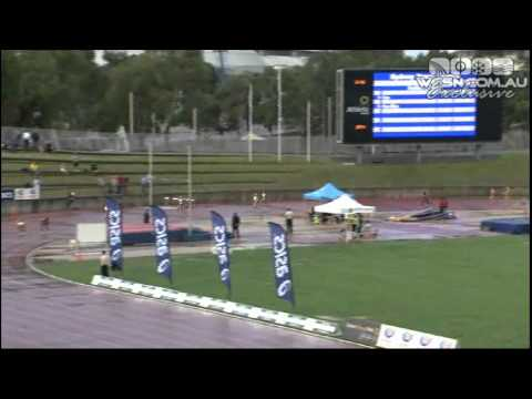 2011 Sydney Track Classic - Womens 4x 100m