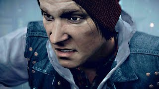 Sucker Punch - Infamous Second Son All Cutscenes Movie