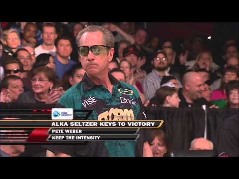 2012 Bowling's 69th U.S. Open Finals - Pete Weber Tries For Five
