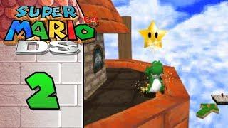 Super Mario 64 DS ITA [Parte 2 - Fortezza di Womp]