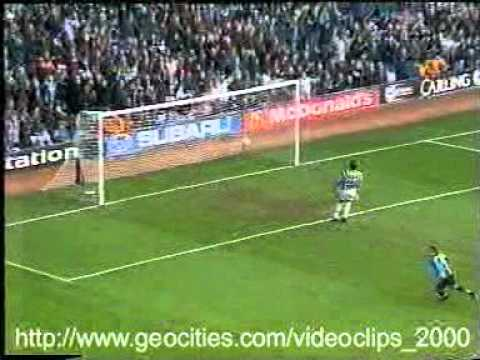 soccer- Shay Given blooper.mpeg