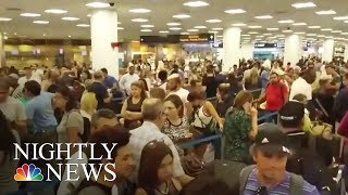 Hurricane Irma: Thousands Stranded In South Florida | NBC Nightly News
