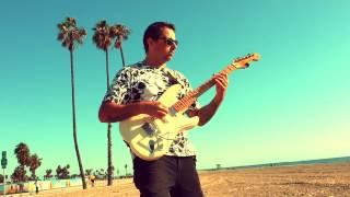 Stratocaster Buleria - Ben Woods ELECTRIC FLAMENCO album