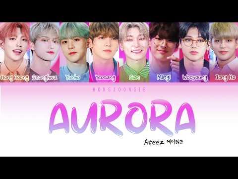 Download ATEEZ 에이티즈- AURORA Color Coded s Han/Rom/Eng Mp4 baru