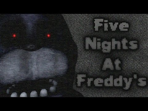 Five Nights At Freddy's (Attempt #1) - Worst Job On Earth!
