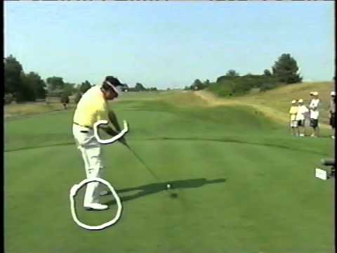 Here's a brief Adams Golf swing analysis of Bruce Lietzke. http://www.littleleaky.blogspot.com/