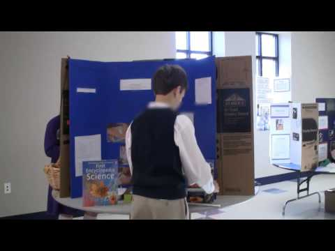 Lyndon Academy - 3rd Grade Science Fair