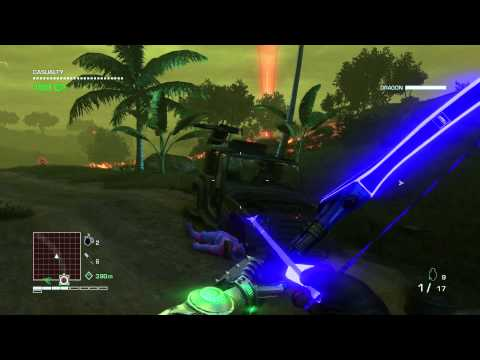 Far Cry 3 Blood Dragon - Shoot through Trailer with creative director Dean Evans [EUROPE]