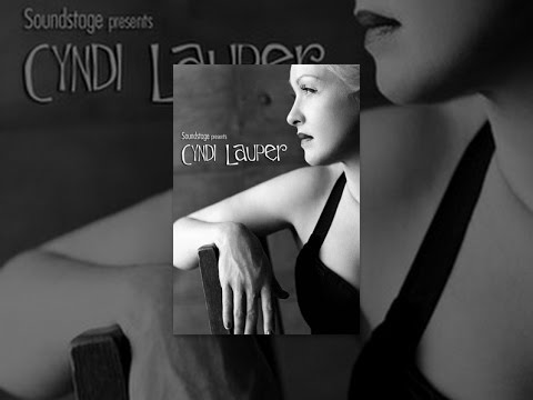 Cyndi Lauper - Live at Soundstage