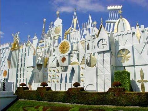 It S A Small World Full Ride Disneyland Pov Super High