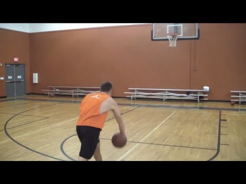 Basketball vs. Frisbee Trick Shot Battle | Brodie Smith
