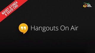 Hangout On Air With Maudy Ayunda David Choi