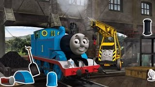 Thomas and Friends Best Games for Kids - Baby Video Thomas the Tank Games for Kids