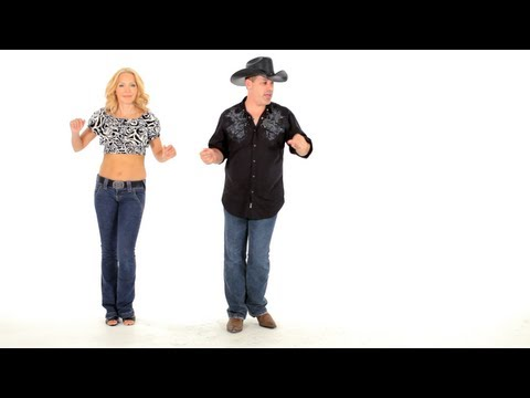 How To Do The Cupid Shuffle | Line Dancing video