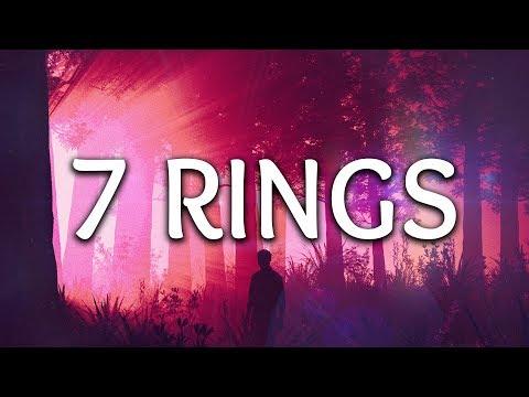 Ariana Grande ‒ 7 rings