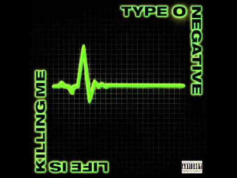 Type O Negative - A Dish Best Served Coldly