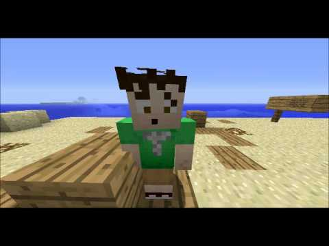 Minecraft Tobuscus Adventures video