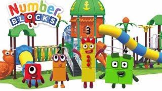 Numberblocks 1 - 10 NumberBlocks Full Episodes Numberblocks Hide And Seek Learn To Count