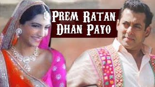 Prem Ratan Dhan Payo Official TRAILER To RELEASE In 7 DAYS!