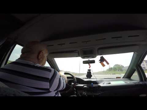 Спасенный Крым . Скрытая съемка с местным таксистом.