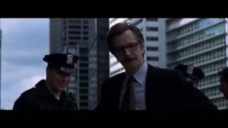 The Dark Knight - Hong Kong Scene HD
