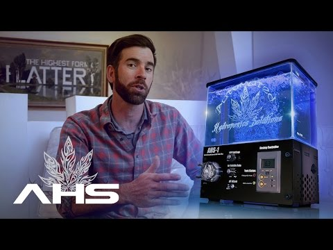 Hydroponics Grow Box Auto Doser