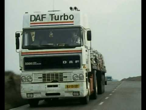 DAF 3300 vs Iveco 190-42 - Chase