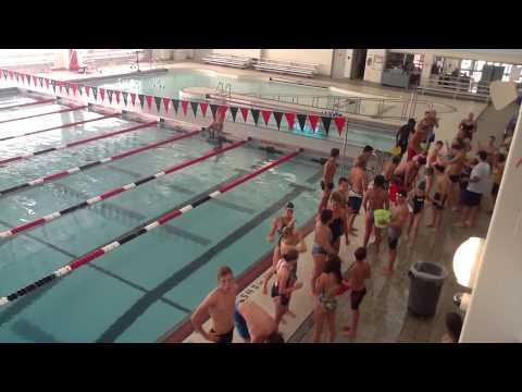 Monmouth Barracuda's And Neptune High School Ice Bucket Challenge