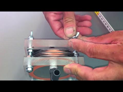 come costruire un generatore di idrogeno (HHO)