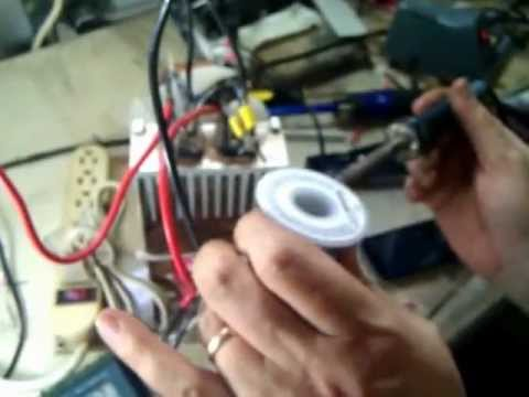 50 Amp DIY Power Supply